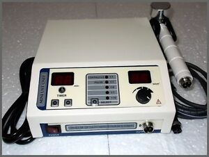 New Physiotherapy Ultrasound Machine 1 Mhz Pain Relief Deep Physiotherapy Kgk