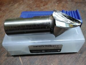 Conical Tool Company R 606 be 25 0 Hss Tapered End Mill 4 Flute X 3 8 Tip X