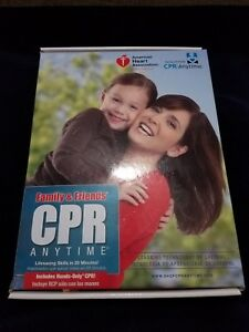 Family And Friends Cpr Anytime