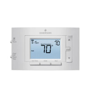 White Rodgers Programmable Heat Pump Thermostat 5 1 1 Programmable 1f83h 21pr
