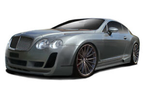 Bentley Continental Gt Gtc 03 10 Aero Function Af 2 Body Kit Carbon Lip 5pc