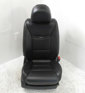 13 14 Cadillac Xts Front Passenger Right Seat Option Uqa Oem W O Climate Cooled