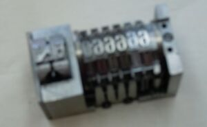 Ultra Force Numbering Machine
