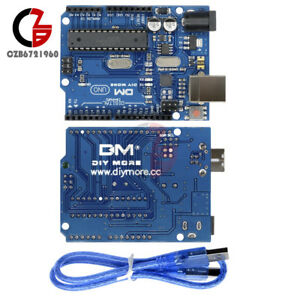Uno R3 Atmega328p Atmega16u2 Power Development Board With Usb Cable