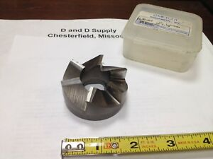 Metcut 150 5212 2 1 8 Back Spotfacer Port Cutter New old stock Kennametal