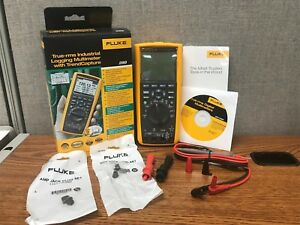 Fluke 289 Industrial Logging Multimeter