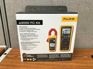 Fluke Flk t3000fc Kit Wireless Basic Kit With K type Thermocouple Module