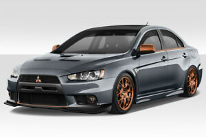 Mitsubishi Lancer Evolution 10 08 17 Duraflex Body Kit Vr s