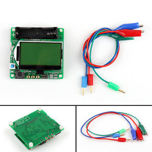 M328 Transistor Tester Diode Capacitance Inductor Esr Lcr Meter usb Interface Us