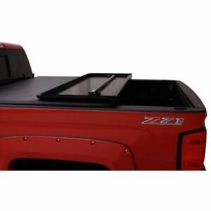 Lund 969165 Hard Folding Tonneau Cover For 2015 2018 Chevy Colorado 6 Bed