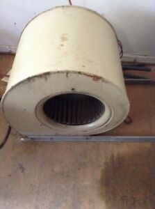 Large Centrifugal Squirrel Cage Blower Fan