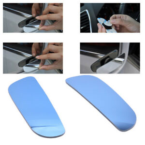 2pcs Rearview Mirror Auto Side 360 Wide Angle Convex Car Vehicle Blind Zone Spot