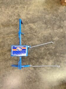 Uniweld 516 Metal Carrying Stand For A 40 Cubic Feet Nitrogen Tank