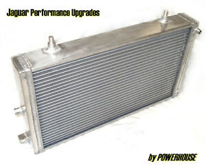 Jaguar Xjr X308 4 0 V8 Supercharger Intercooler Radiator Performance Upgrade
