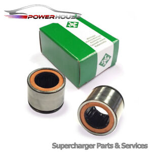 Lotus Exige V6 S Roadster 350 Supercharger Rear Needle Bearings Set 2013 2014