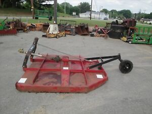Unifarm 6 Foot 3 Point Hitch Bushhog