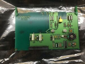 Hp Agilent 08757 60005 Modulator Drive Assembly Board For 8757d