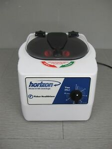 Drucker Fisher Healthcare Horizon 614b Centrifuge