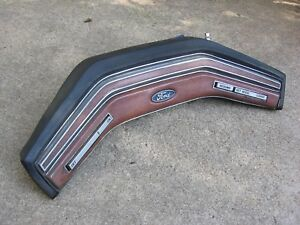 80 86 Ford Bronco F Series Truck Steering Wheel Horn Button Pad Cruise Control