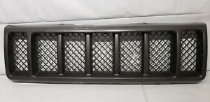 Jeep Grand Cherokee Zj 1998 5 9 Grille Grill Guard 96 97 98