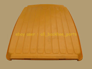 Jcb Backhoe Roof Panel