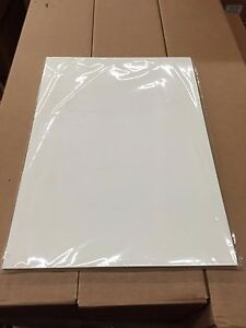 100 Sheets Of Dye Sublimation Heat Transfer Paper Size 17 22 Inch