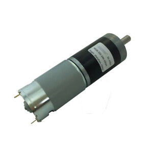 Dc12v 24v 5 20rpm Pg36 555 Planetary Gear Motor 8mm Shaft Diameter For Diy Robot