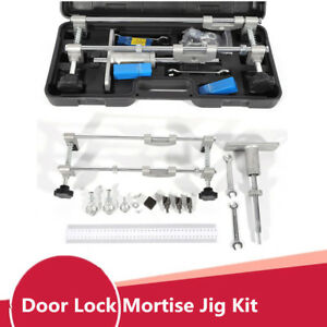 Door Lock Dbb Door Lock Mortiser Jig Kit With Three Drill Bit cutters