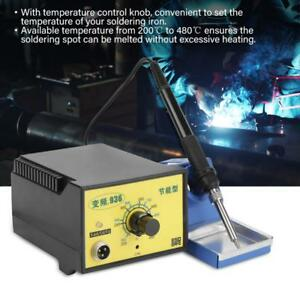 936 60w Variable Adjustable Temperature Electric Soldering Station Us uk eu cn