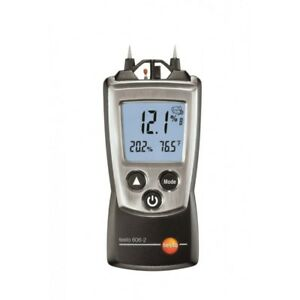 Testo 606 2 Portable Hygrometer Humidity Measurement Range 0 100