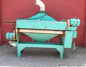 Large Brush Drum Sander
