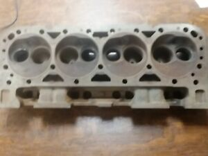Dart Iron Eagle Cylinder Head 215cc Angle Plug 72 Cc Sb Chevy Bronze Guides