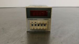 Dh48s 2z Power On Time Delay Relay 8 pin Ac 220v W socket 5e