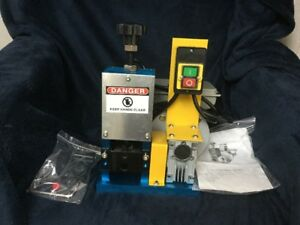 Sms 25 Electric Wire Stripping Machine Copper Cable Peeling Stripper Metal