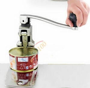11 Large Kitchen Restaurant Food Big Can Opener Table Commercial Business Usa