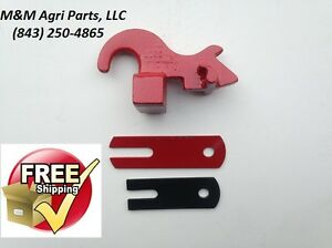 Fast Hitch Latch W Upper Lower Spring 1 Point Ih Farmall 100 130 140 Tractor
