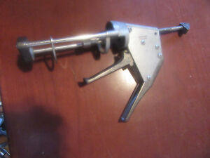 V227 Howmedica 6205 1 500 Bone Cement Gun Medical