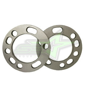 6x135 Wheel Spacers 1 2 Inch 50 Thick Fits All 6x135 Ford F 150 Raptor Etc