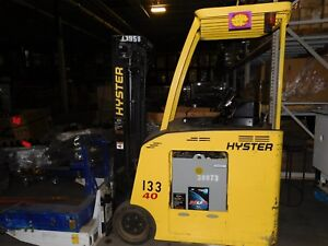 Hyster Electric Forklift E40hsd