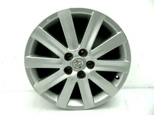 07 09 Mazdaspeed Mazda 3 Speed Ms3 18x7 18 Inch Wheel Rim Rims Silver Center Cap