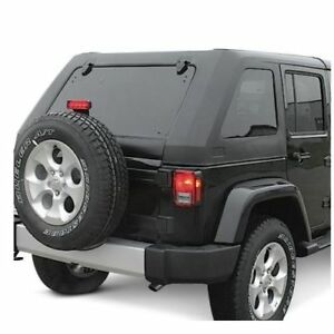 Promaxx Automotive Jeep97100 Hard Top Without Upper Doors For 97 06 Wrangler Tj