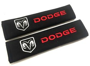 Seat Belt Cover Pad For Dodge