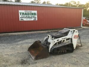 2012 Bobcat Mt55 Tracked Stand On Skid Steer Loader Coming Soon