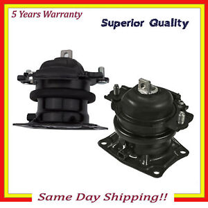 Engine Motor Mount For 05 07 Honda Odyssey 3 5l Front Rear 2pcs W Sensor M379