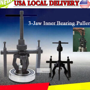 New Gear Bearing Puller 3 Jaw Extractor Pilot Remover Tools Auto Car Motorcycle