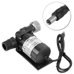 12v 10w High Temperature Resistance Circulation Brushless Water Pump Low Noise