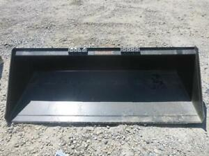 Tomahawk 78 Smooth Bucket For Skid Steer Loaders New unused Quick Attach
