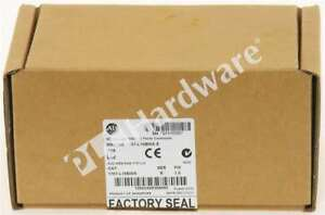 New Allen Bradley 1761 l16bwa Series E Micrologix 1000 120 240vac 10 in 6 out