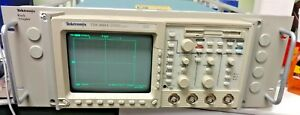 Tektronix Tds460a Digital Oscilloscope 400mhz 4 channel 100 Ms s