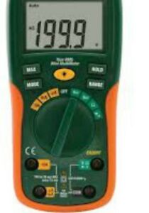 Sealed Pack True Rms Digital Multimeter Model Number115 Unbranded
